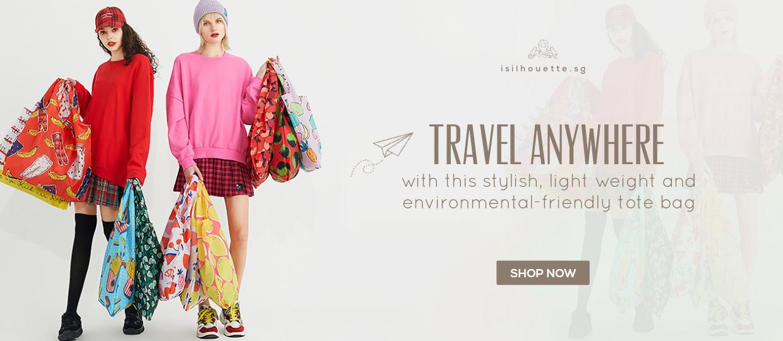 Kedi Reuseable Eco Bag