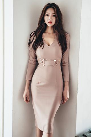 INSTOCK - Alethea Bodycon Dress