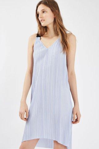 INSTOCK - Angelika Sleeveless Pleated Dress