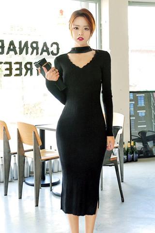 BACKORDER - Dathy Two-Way Midi Length Dress