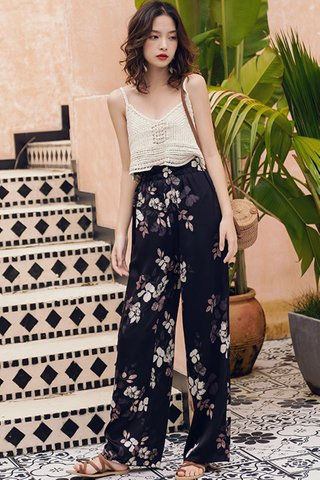 BACKORDER - Meghan Floral Print Pant