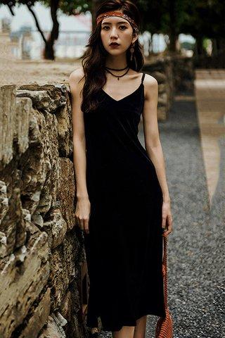 BACKORDER - Ellisa Sleeveless Bareback Dress