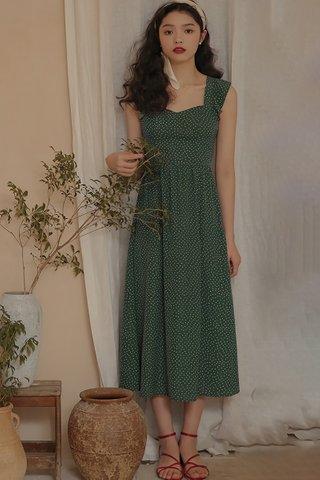 BACKORDER - Carina Back Criss Cross Dress