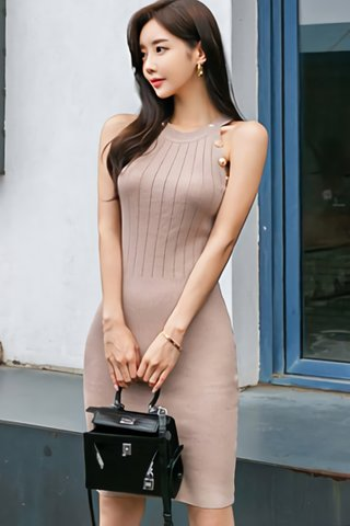 BACKORDER - Krera Sleeveless Knit Dress