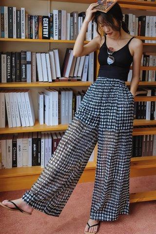 BACKORDER - Alrosa High Waist Overlay Pant