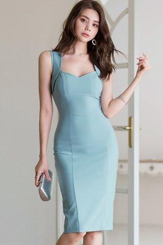 BACKORDER - Kivan Back Lace Dress