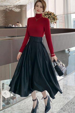 BACKORDER - Eltoria High Waist Skirt