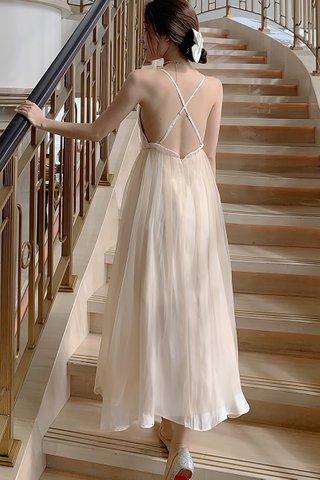 INSTOCK - Serfina Criss Cross Dress