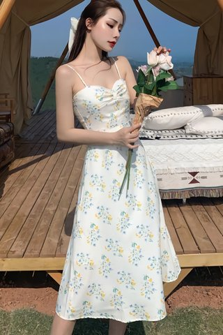 INSTOCK - Ellby Floral Camisole Dress