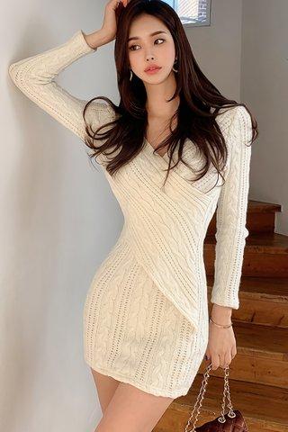 BACKORDER - Jamiae Knit Mini Dress
