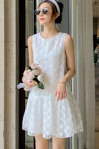 BACKORDER - Fantanel Floral Babydoll Dress