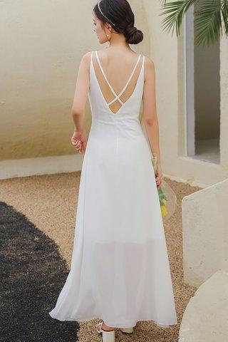 BACKORDER - Shauna Bareback Criss Cross Dress