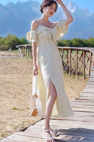 BACKORDER - Alyce Ditsy Floral Dress